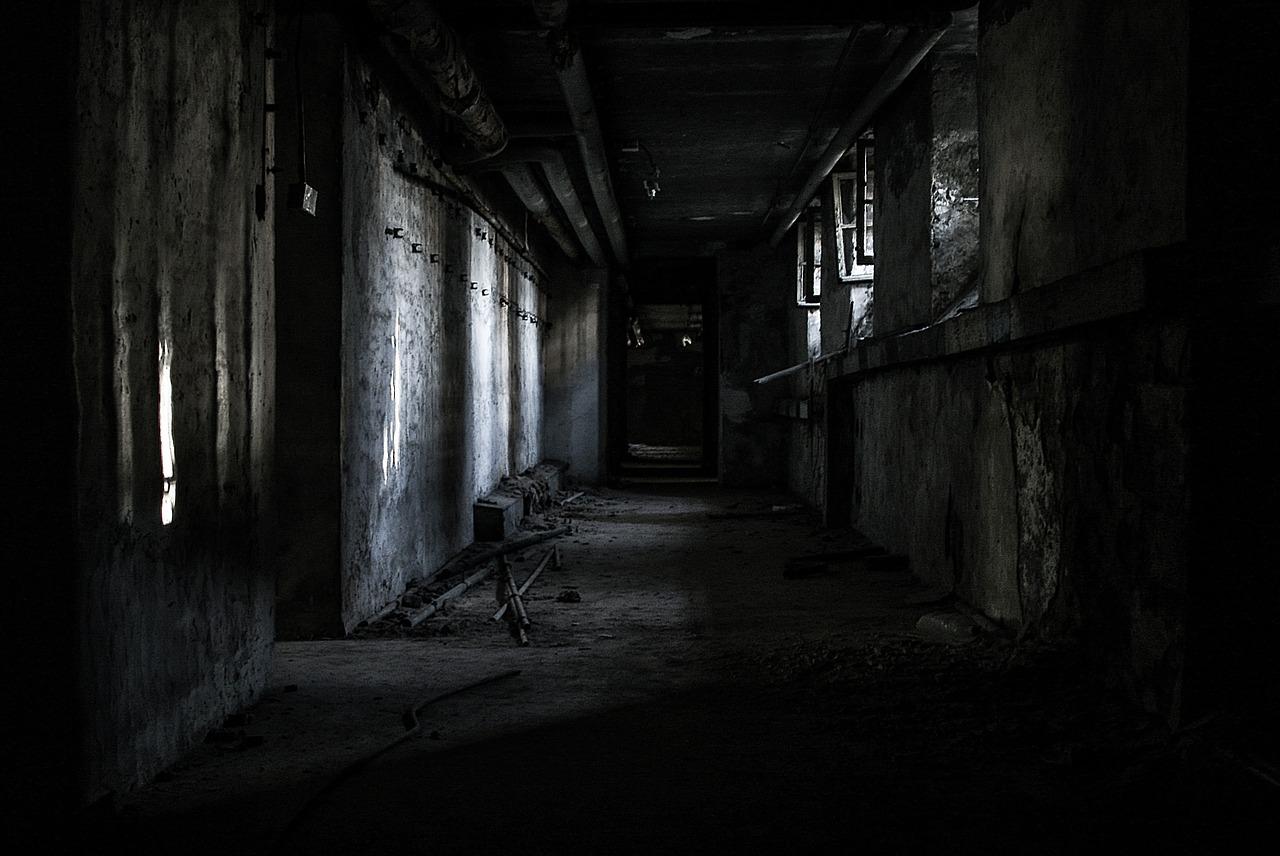 חדר חשוך