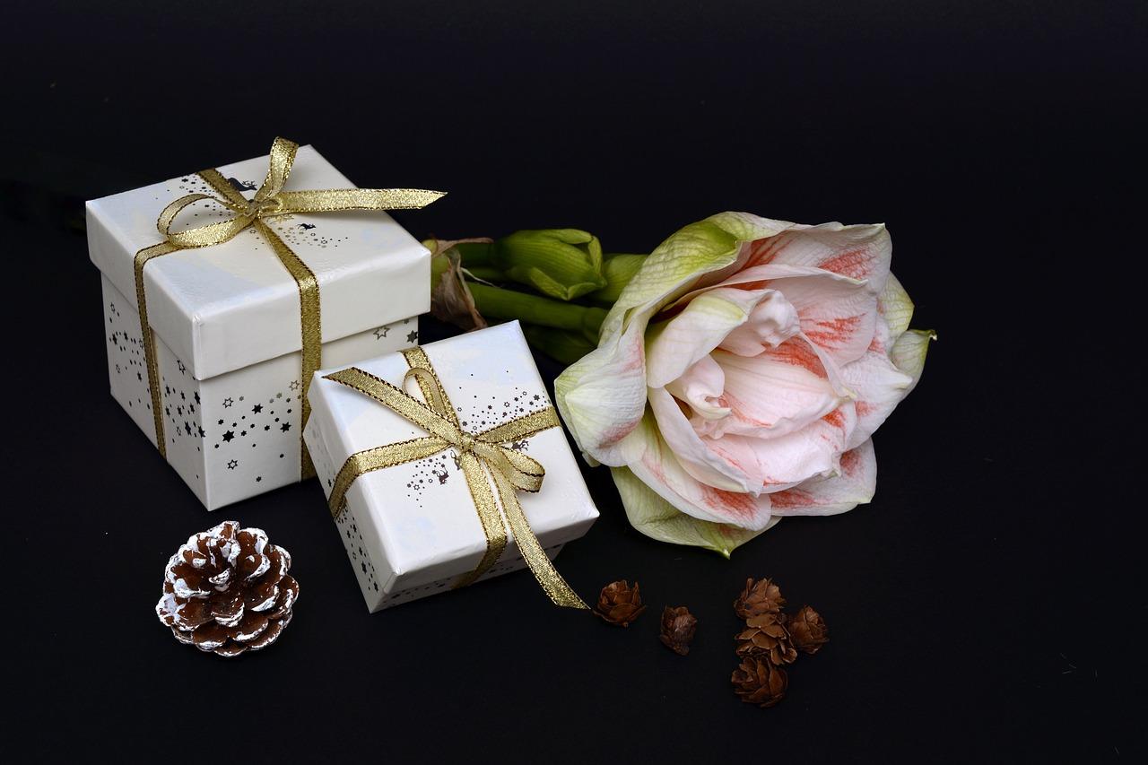 מתנות בגדלים שונים