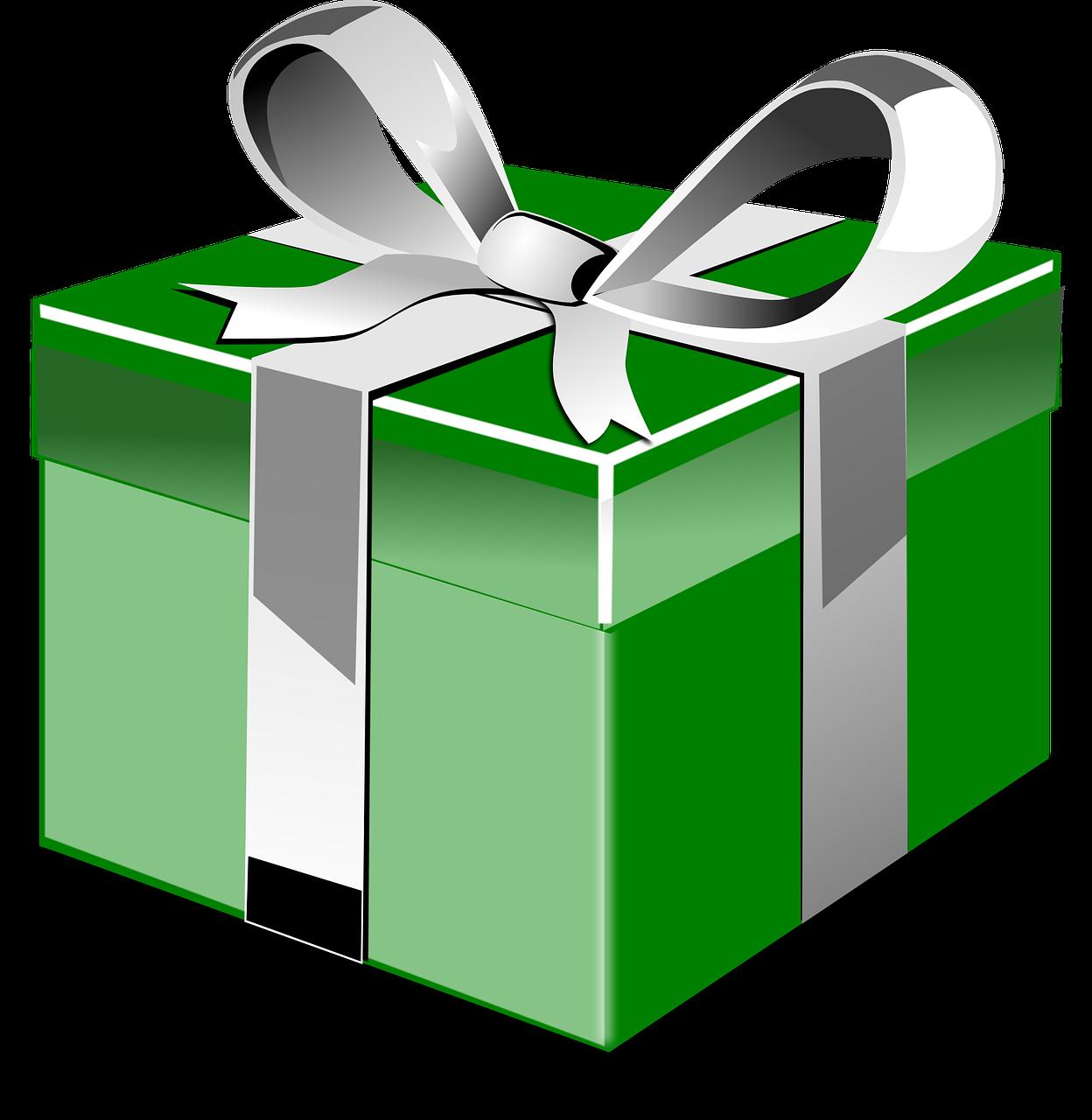 מתנה ירוקה