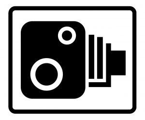 תמרור מצלמת מהירות