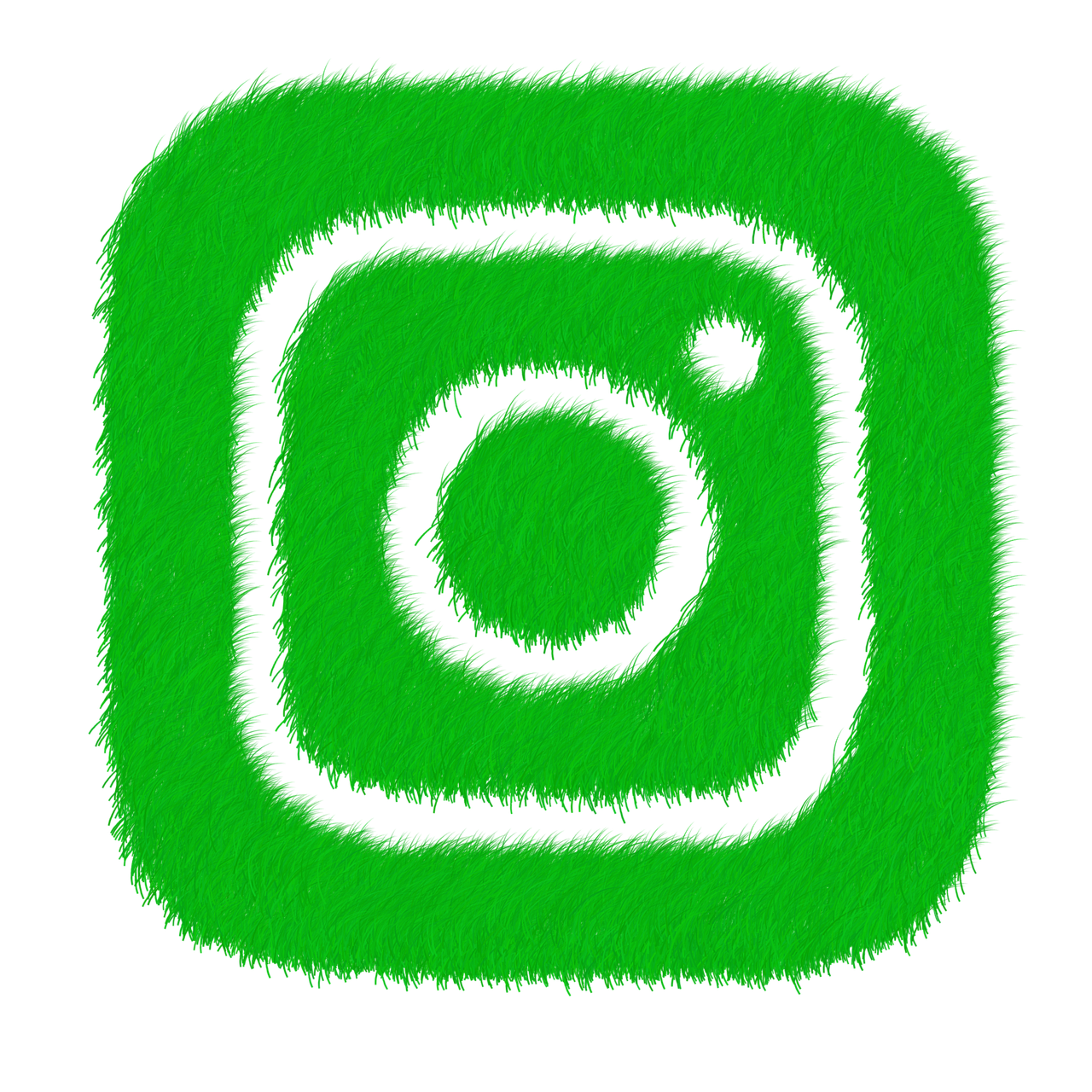 אייקון ירוק