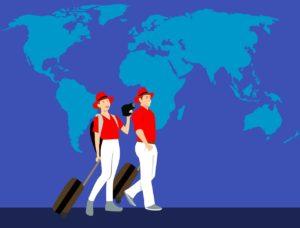 תיירים