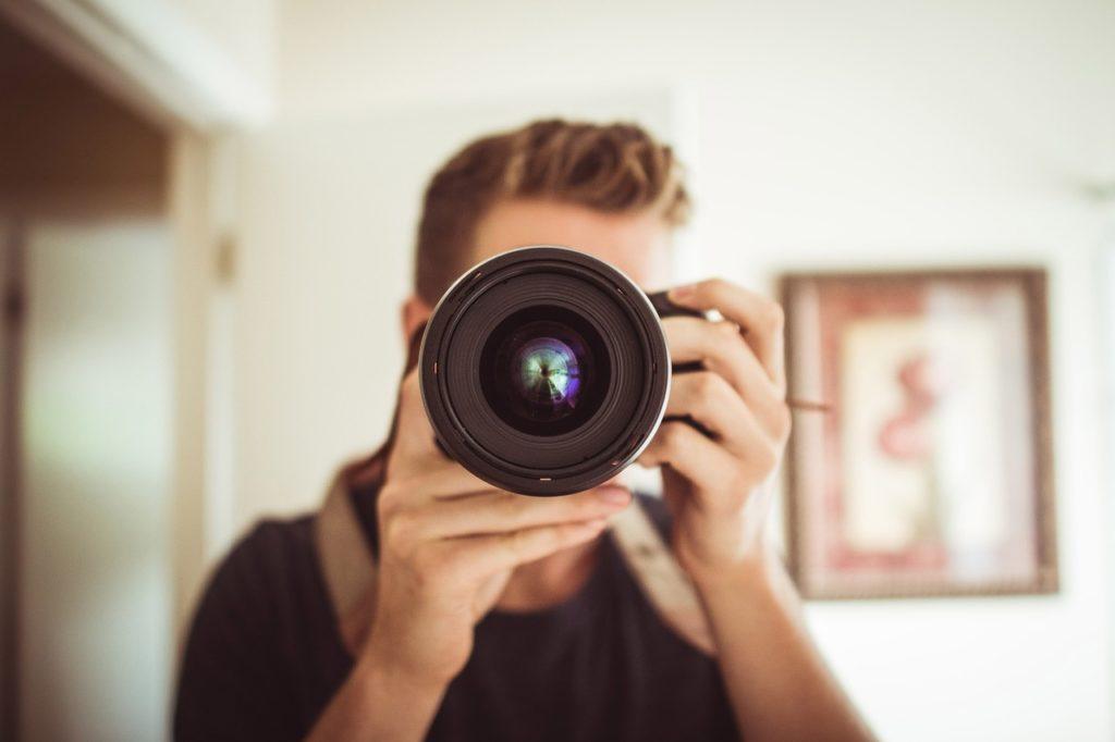 איש צילום