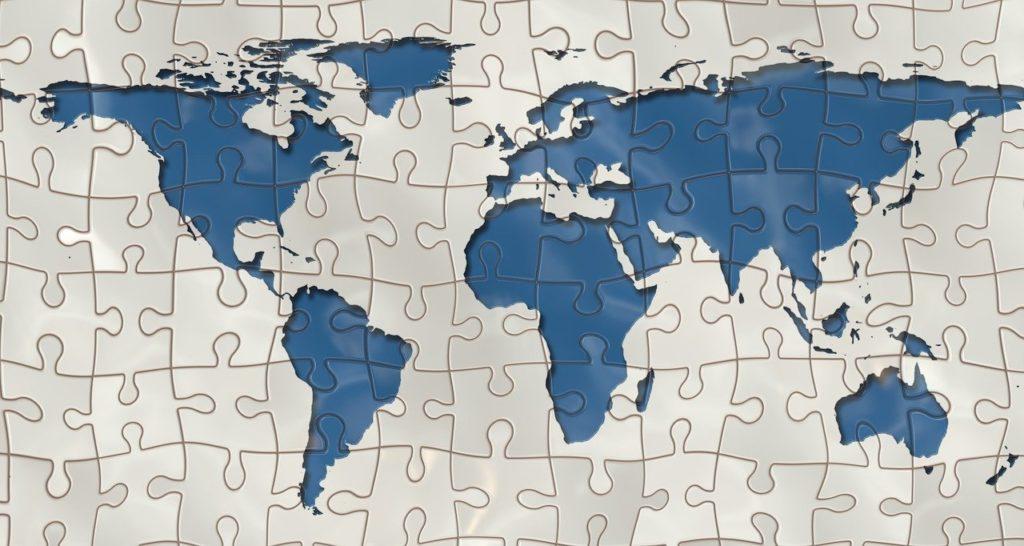 מפה של העולם
